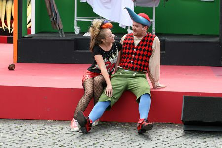Till Eulenspiegel, Domstufenfestspiele Erfurt